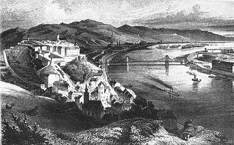 Tabán - Tabán mid-1800s