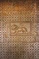 Antakya Archaeology Museum Lion mosaic sept 2019 6167.jpg