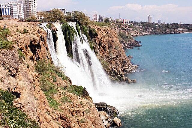 Düden-Wasserfälle