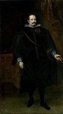 Anthony van Dyck - Diego Felipe de Guzmán, Marquis of Leganés - Google Art Project.jpg