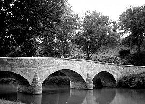 Burnside's Bridge - Burnside's Bridge