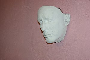 Joaquín Cordero - Mask by Antonio Neira Castillo, from 1976