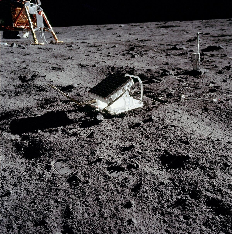 Lunar Laser Ranging experiment - Wikipedia