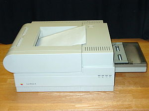 LaserWriter - Image: Apple Laserwriter II