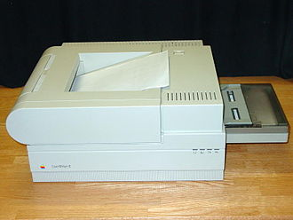 LaserWriter - Apple LaserWriter II