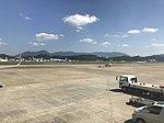 Apron of Fukuoka Airport 20181003.jpg