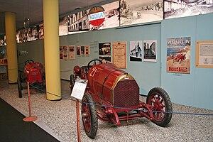 Aquila Italiana - Aquila Italiana 25/30 HP (1912)