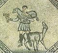Aquileia, buon pastore, pavimento della basilica, 1a metà del IV secolo.jpg