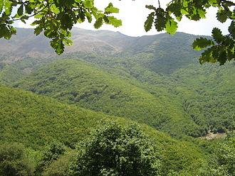East Azerbaijan Province - Arasbaran Forests, a UNESCO reserved biosphere