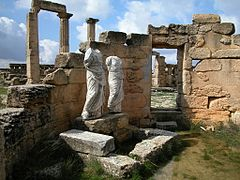Archaeological Site of Cyrene-109022
