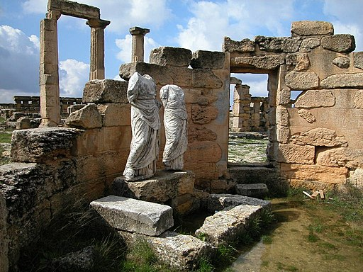 Archaeological Site of Cyrene-109022