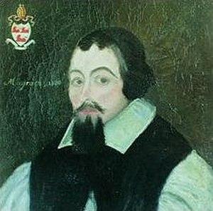 Clan McGrath - Portrait of Archbishop Miler McGrath (1523–1622)