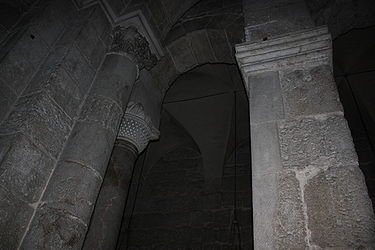 Arches of the Virgin, Holy Sepulchre 2010 5.jpg