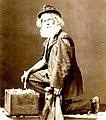 """Archivo General de la Nación Argentina 1890 aprox, un indigente, """"un atorrante"""".jpg"""