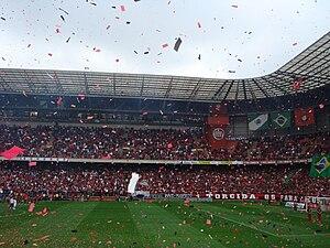 Clube Atlético Paranaense - Arena da Baixada