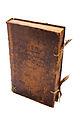 Arendal Snekkerlaugs laugsbok fra 1737.jpg