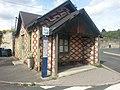Argenton-sur-Creuse (36) - Arrêt de bus « Gare Routière ».jpg