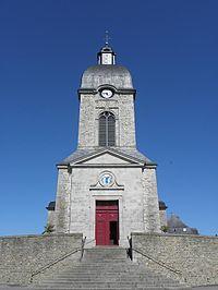Argentré-du-Plessis (35) Église 01.jpg