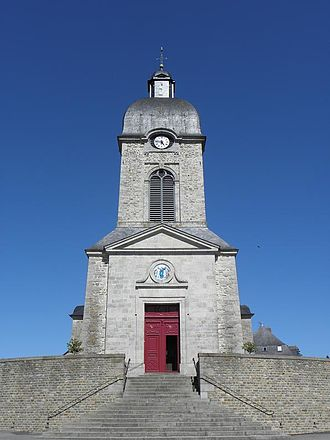 Argentré-du-Plessis - Église Notre-Dame-de-l'Assomption