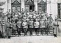 Armata 9 germana - Album foto - Focsani - armistitiu -delegatiile participante la negocieri.jpg