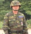 Army (ROCA) Lieutenant General Chu Yu-shu 陸軍中將朱玉書 (總統視察「漢光28號」實兵演習 20120420 桃園縣 7m30s).png