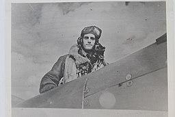 Arnaud de Saxcé Pilote de chasse
