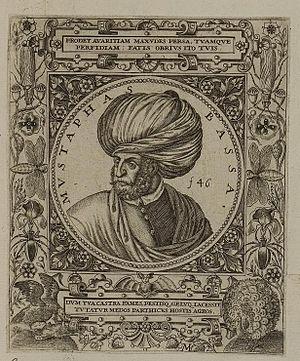 Lala Mustafa Pasha - Image: Arolsen Klebeband 01 471 3