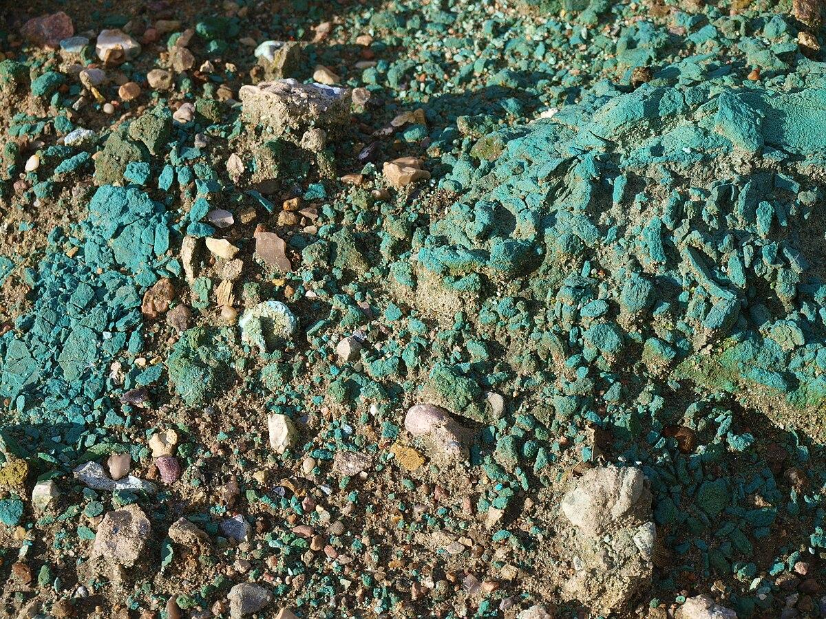 Contaminaci n del suelo wikipedia la enciclopedia libre for Que elementos conforman el suelo