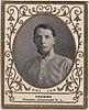 Art Fromme, Cincinnati Reds, baseball card portrait LCCN2007683741.jpg
