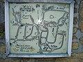 Artel - Map in wall beside road - panoramio.jpg