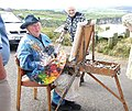 Artist at work - geograph.org.uk - 51580.jpg