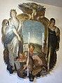 Artista nordico, stemma dell'accademia degli euteleti, 1590 ca. 02.JPG