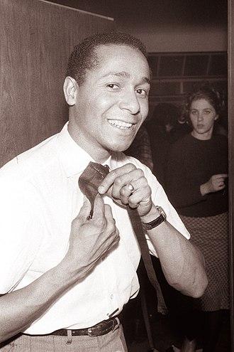 Arthur Duncan - Duncan in 1962