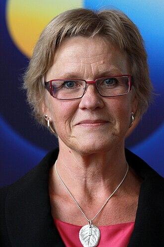 Minister for Digital Development (Sweden) - Image: Asatorstensson swedish presidency