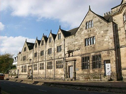 Ashbourne, Free Grammar School