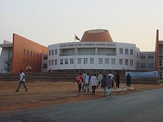 National People's Assembly (Guinea-Bissau) - Image: Assembleia Nacional da Guiné Bissau
