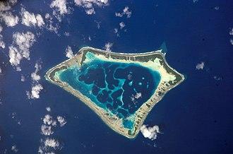 Tokelau - Atafu atoll