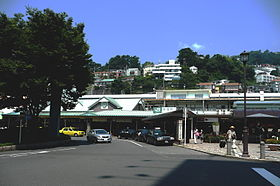 Image illustrative de l'article Gare d'Atami