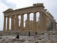 Athina Akropol Partenon 2