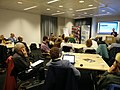 Attendees of wikidata workshop in The Hague.jpg