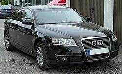 Audi A6 Limousine (2004–2008)