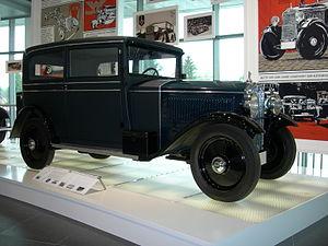 Audi Type P - Image: Audi Typ P