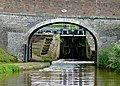 Audlem Locks No 3, Shropshire Union Canal, Cheshire - geograph.org.uk - 1597803.jpg