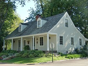 National Register of Historic Places listings in St. Louis County, Missouri - Image: August Aubuchon House