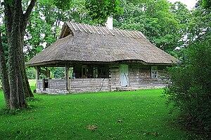 August Mälk - Birthplace of August Mälk in Koovi.