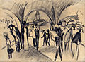 August Macke - Scene Under the Arcades in Thun - Google Art Project.jpg