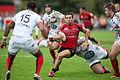 Augustin Figuerola - US Oyonnax - Rugby club toulonnais, 28th September 2013-4.jpg