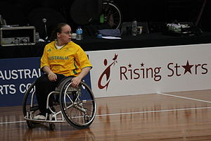 Katie Hill - Hill at a game in 2012 in Sydney