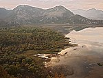 Autumn colours at Lake Skadar, Montenegro (6337544395).jpg