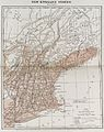 Autumnal catarrh (hay fever), map of New England States Wellcome L0040000.jpg